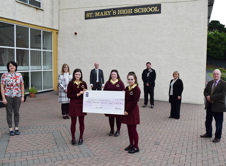 St Mary's Supports Local and National Charities