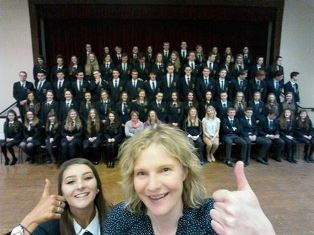 It's goodbye from Year 14!