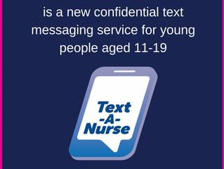 Text-a-Nurse service