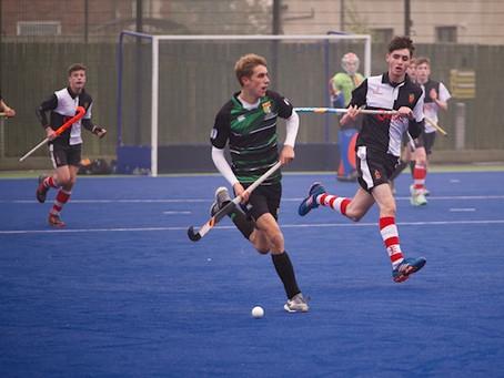 Boys Hockey News – 1st XI McCullough Cup v Wallace High School