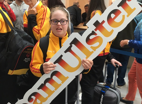 Special Olympics: Team Ulster