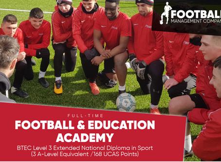Football Coaching & Education Academy Launch