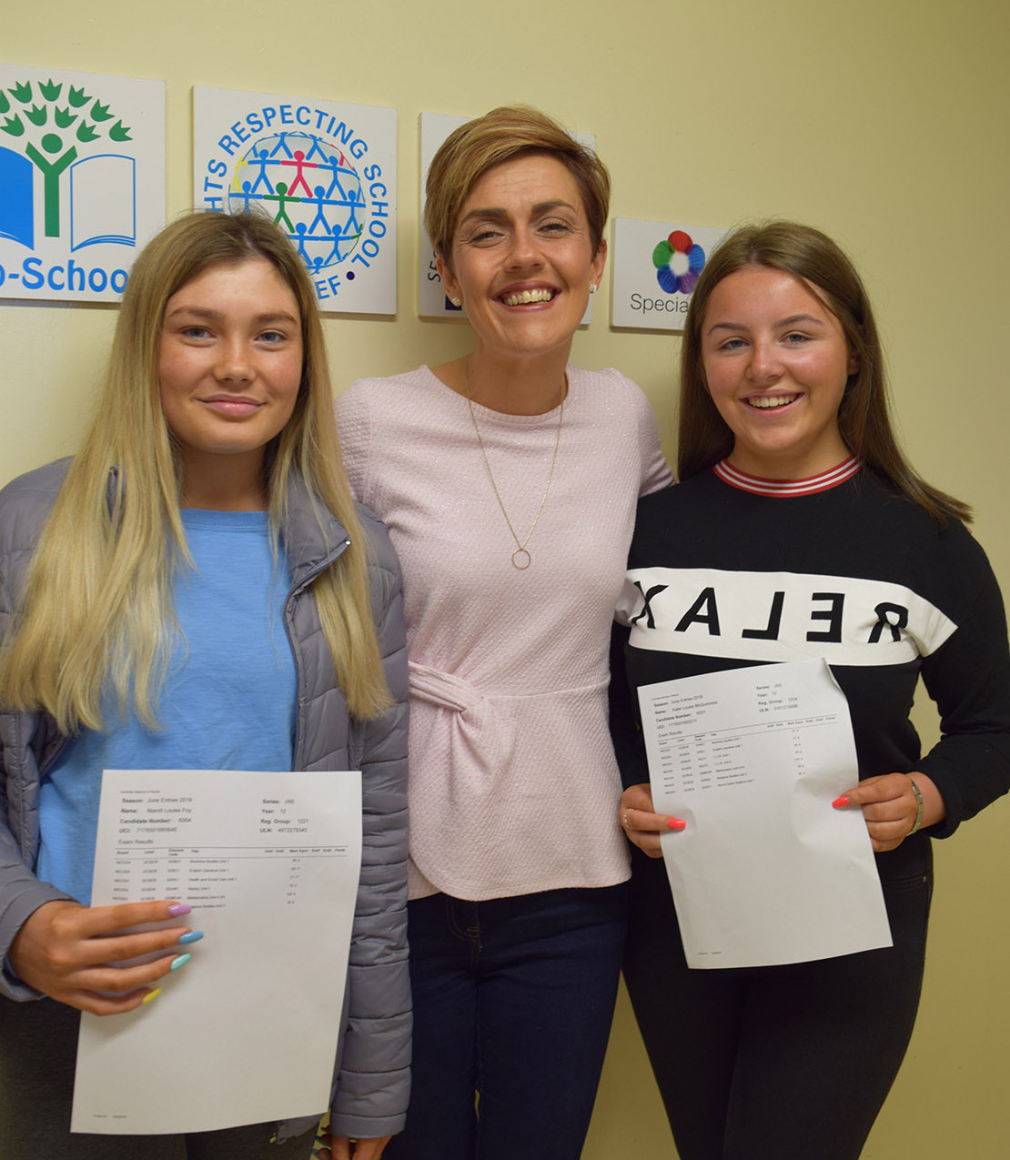 GCSE Results Day 2019 app 19