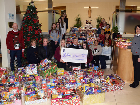 St Vincent de Paul Christmas Hamper Appeal