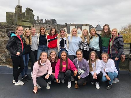 Girls Hockey – 1st XI Edinburgh Tour