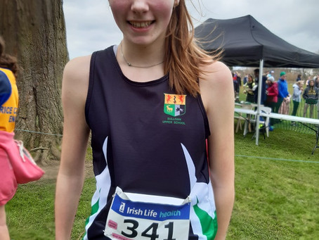 Cross Country Results – Irish Finals