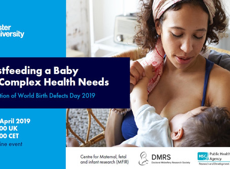 Breastfeeding a Baby with Complex Health Needs
