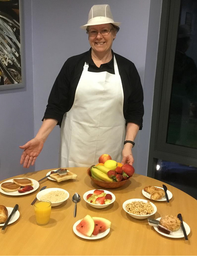 Celebrate School Breakfast Week with Dominican College 5th-9th March 2018