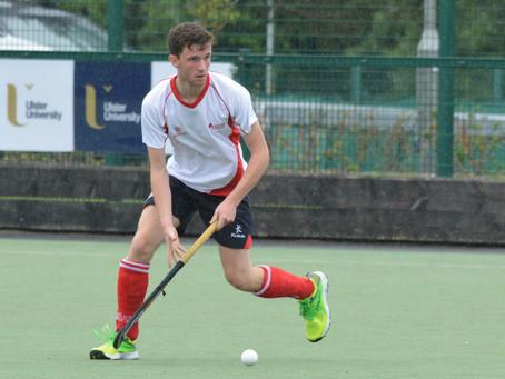 Hockey – Ulster U16s Boys – Matthew Willis