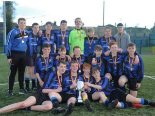 UNDER 17 PLATE FINAL – SATURDAY 27 APRIL