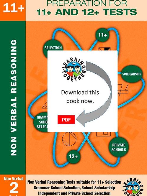 Preparation for 11+ Exams: Book 2 - Non-Verbal Reasoning (Download)