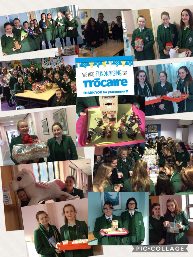 Trocaire Fundraising