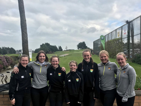 Girls Golf – Ulster Schools Competition