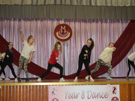 Year 8 Dance Competition