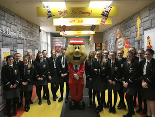GCSE Business Studies trip to Tayto Castle