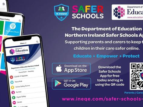 Department of Education - Safer Schools App