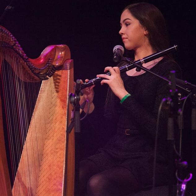 Niamh Mooney on stage.jpg