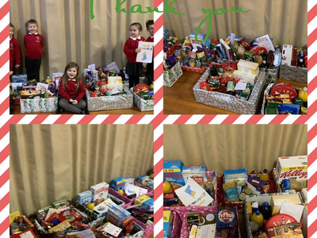 Community Christmas Hampers