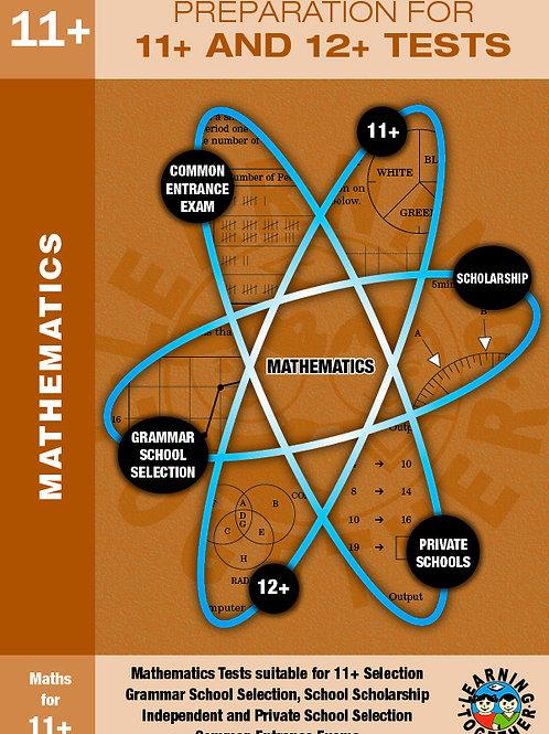 11plus-exam-maths-book-cover