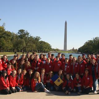 Geography USA Trip washington Monument.J