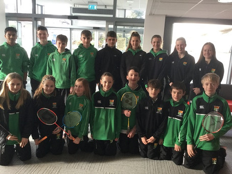 Badminton News – Ulster Schools