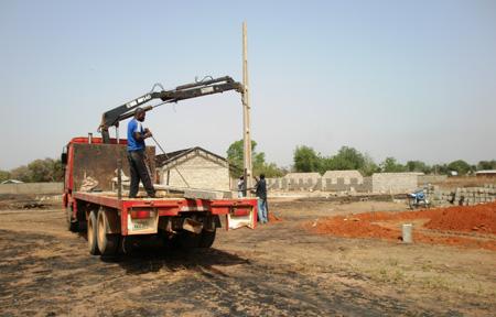 New secondary school building 4