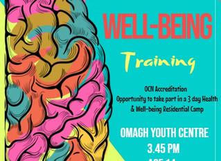 Health & Well-Being Training