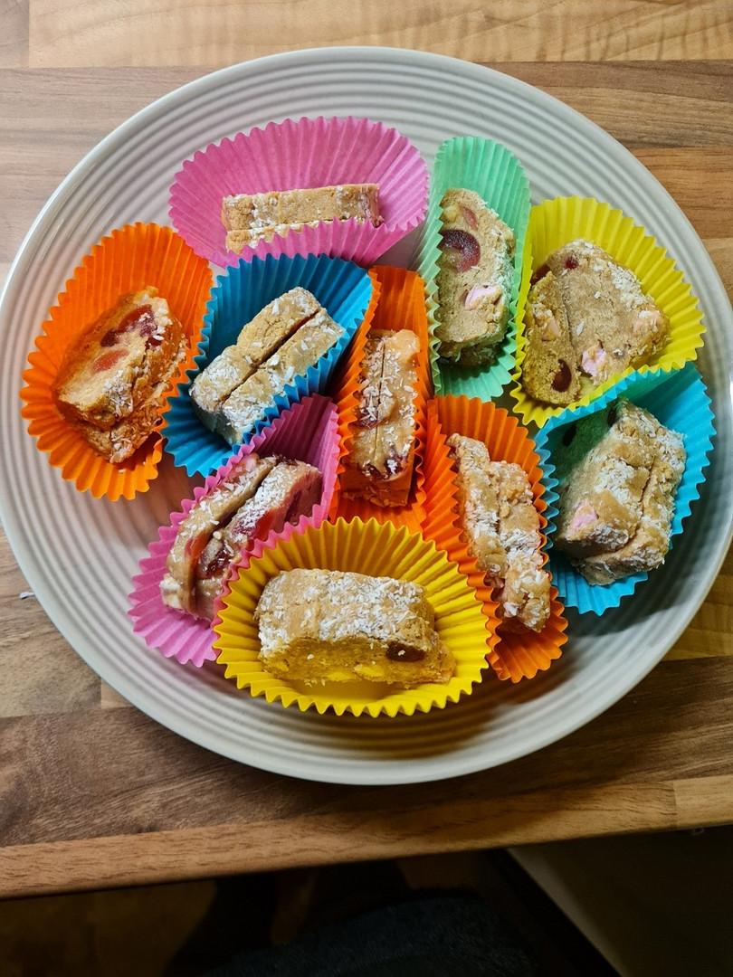 Year 10 Tray Bakes