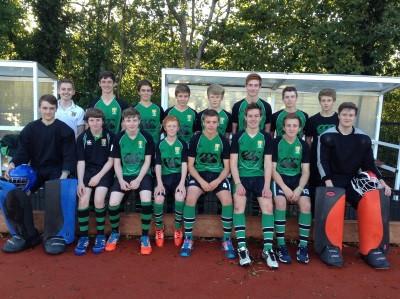 Boys 1st XI Qualify for Cork