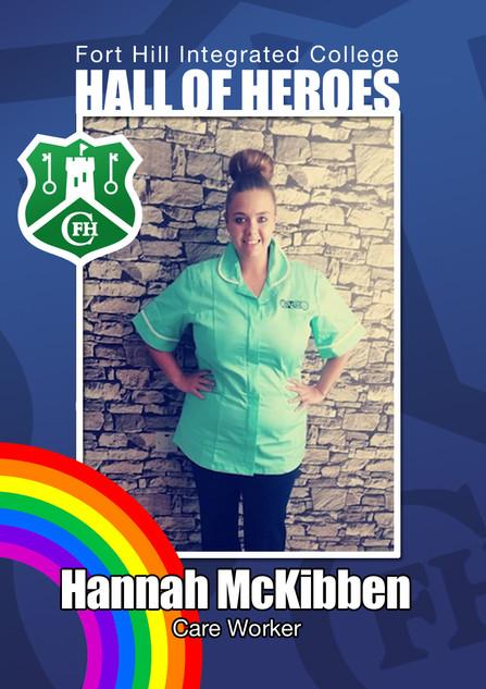 Hannah McKibben