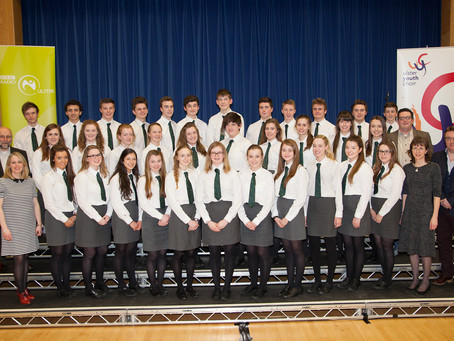 BBC Radio Ulster School Choir