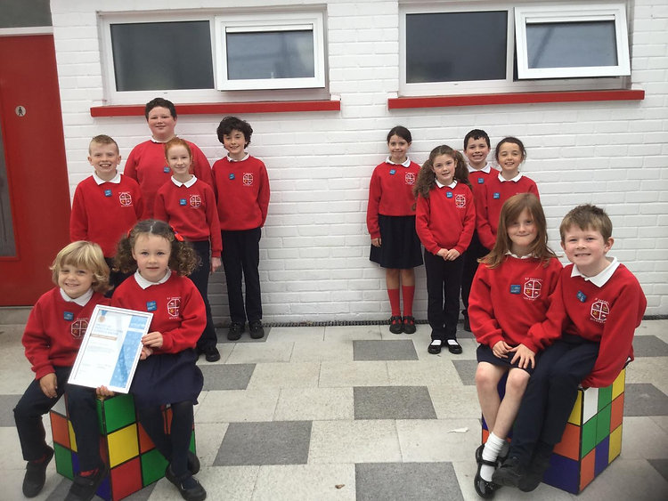 Rights Respecting School Steering Group.