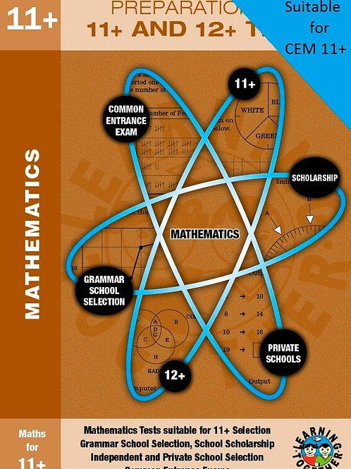 Preparation for CEM 11+ Exams: Mathematics