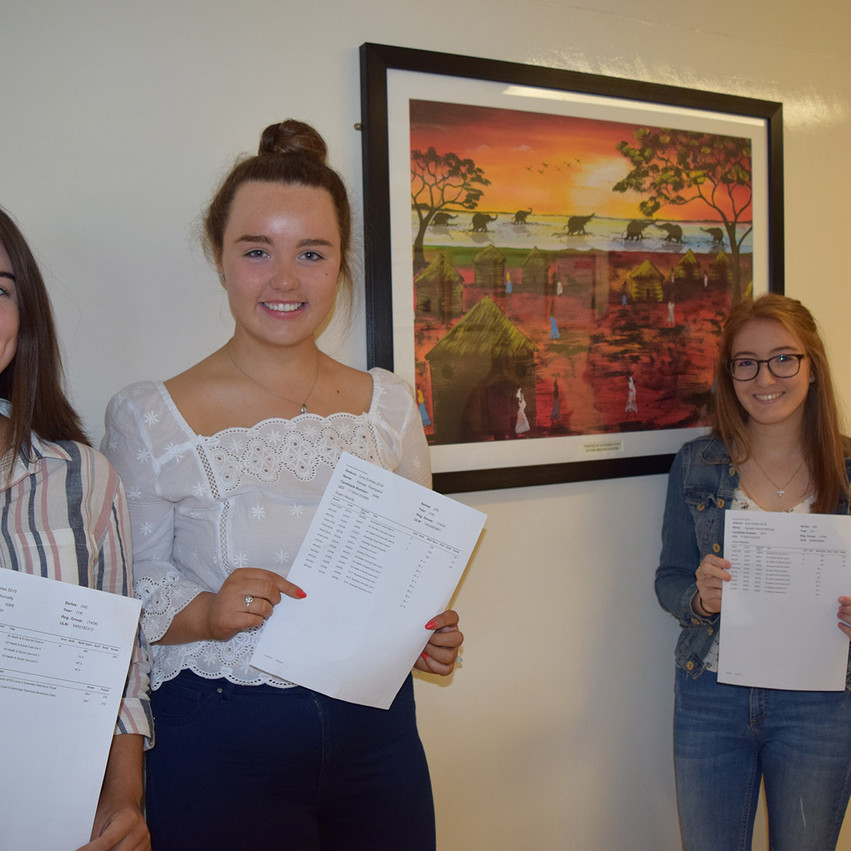 A Level Results 2019 app 11