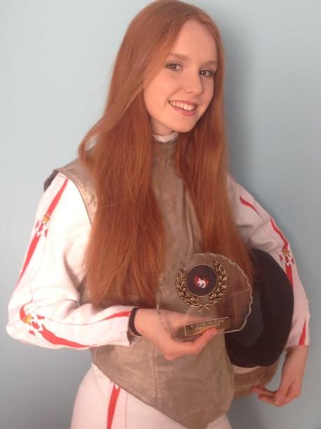 Emily Maginn Fencing