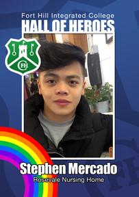 Stephen Mercado