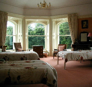 Glenarm (Group Room) - Originally the Day Nursery, this room has a light airy feel with views of the grounds