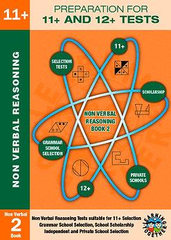 Preparation for 11+ Exams: Book 2 - Non-Verbal Reasoning