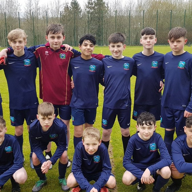 1.Congratulations to the U13 Oakgrove College football team who beat Strabane Academy 3-2 with goals from Aaron Doherty, Reece Bell and Fionn Doherty. Thanks also to Kristian and Conall who took training sessions as part of their BTEC Sport Level 3 course.
