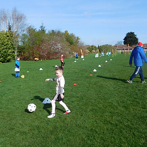 Mini Soccer - 23rd March