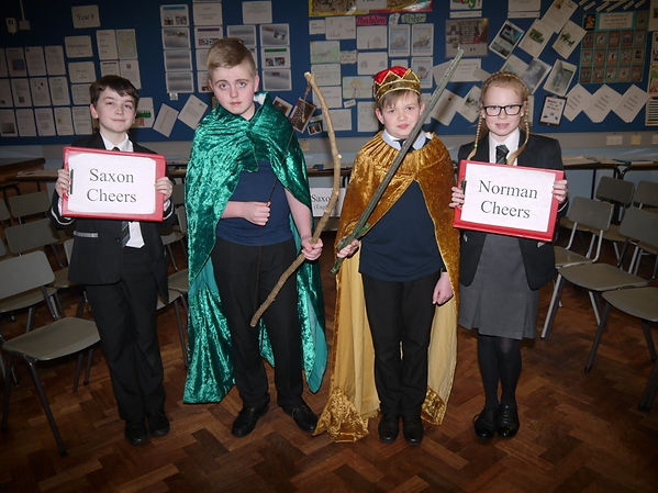 Living History; a Re-enactment of the Battle of Hastings, Open Night 2016