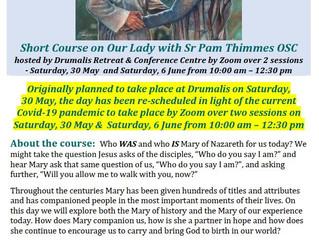 Mary of Nazareth - Rescheduled