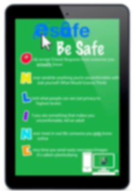 Updated eSafe BeSafe Internet Safety Pos