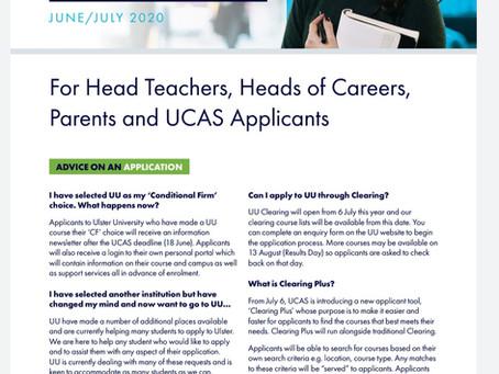 Semester 1 - University of Ulster update