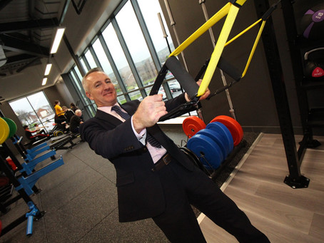 NewBrook Leisure Centre!