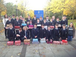 9M Christmas Shoebox Appeal