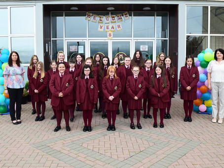 St Mary's Welcomes Our New Year 8 Pupils