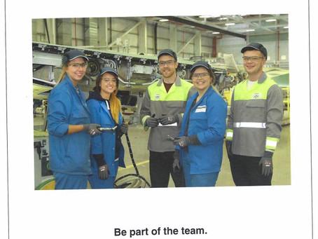 Bombardier craft engineering apprenticeships