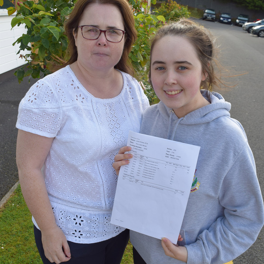A Level Results 2019 app 21