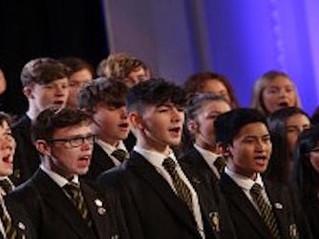Senior Choir Success